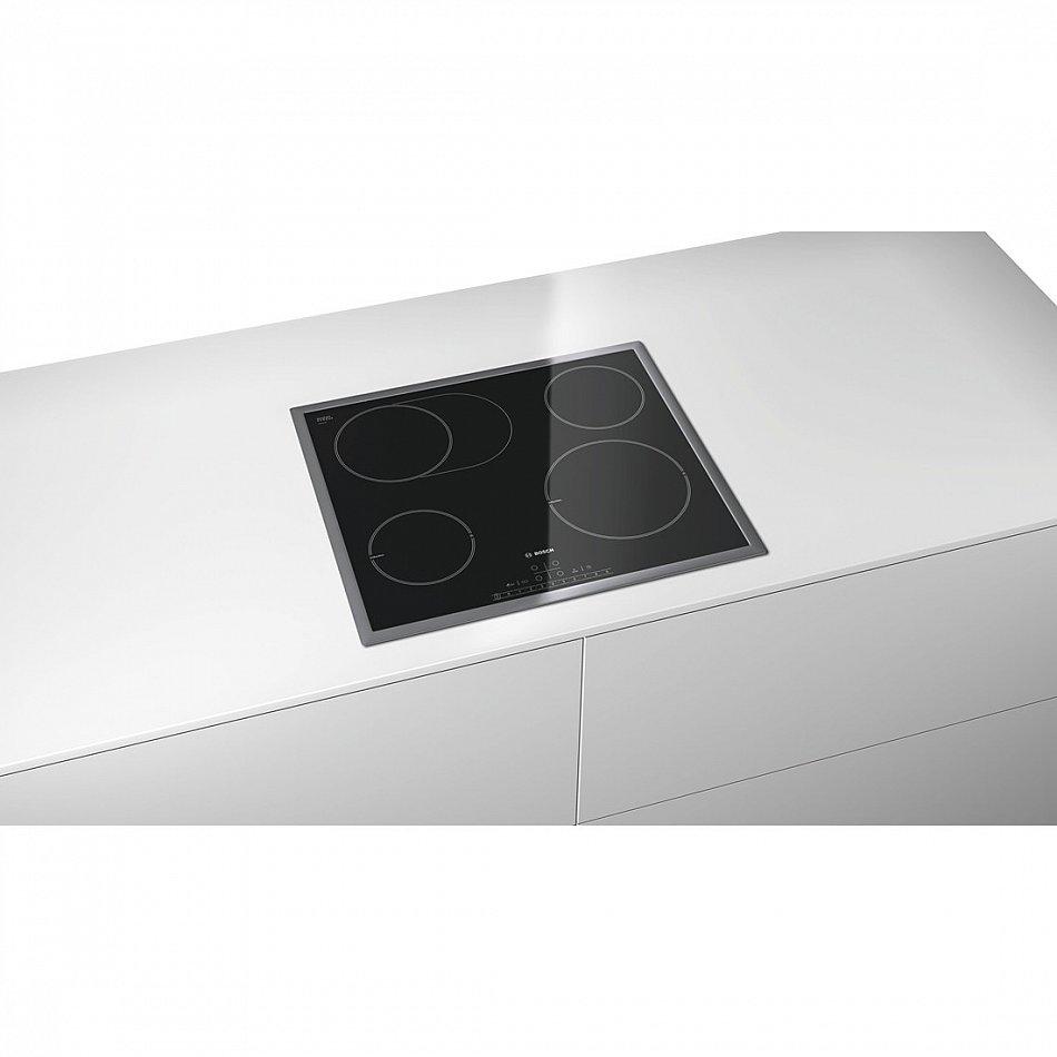 Bosch Pic645f17e Combi Hob Self Sufficient 2 X Induction 2 X Glass