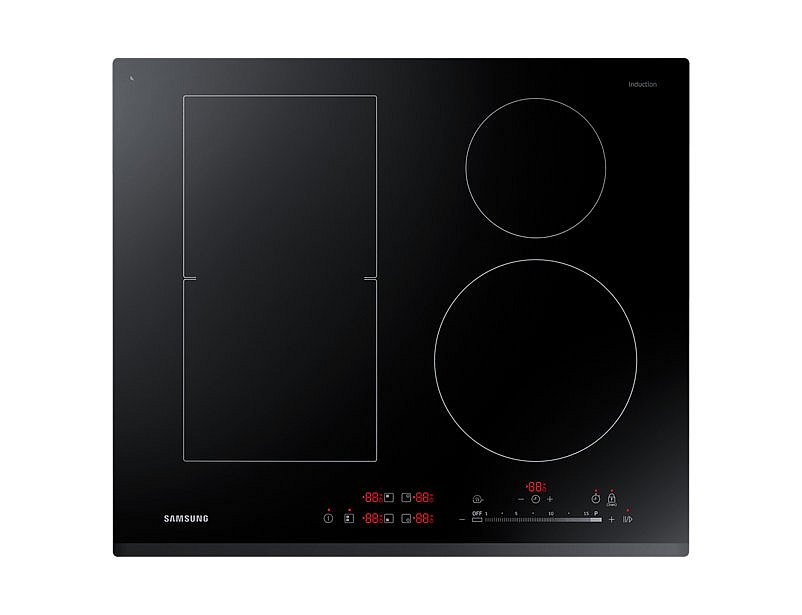 Samsung Nz64k5747bk Induktion Kochfeld Autark 60 Touch Control Freie