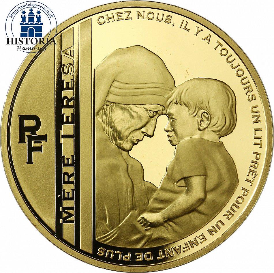 Frankreich 200 Euro 2010 Pp Persönlichkeiten 100 Geburtstag Von
