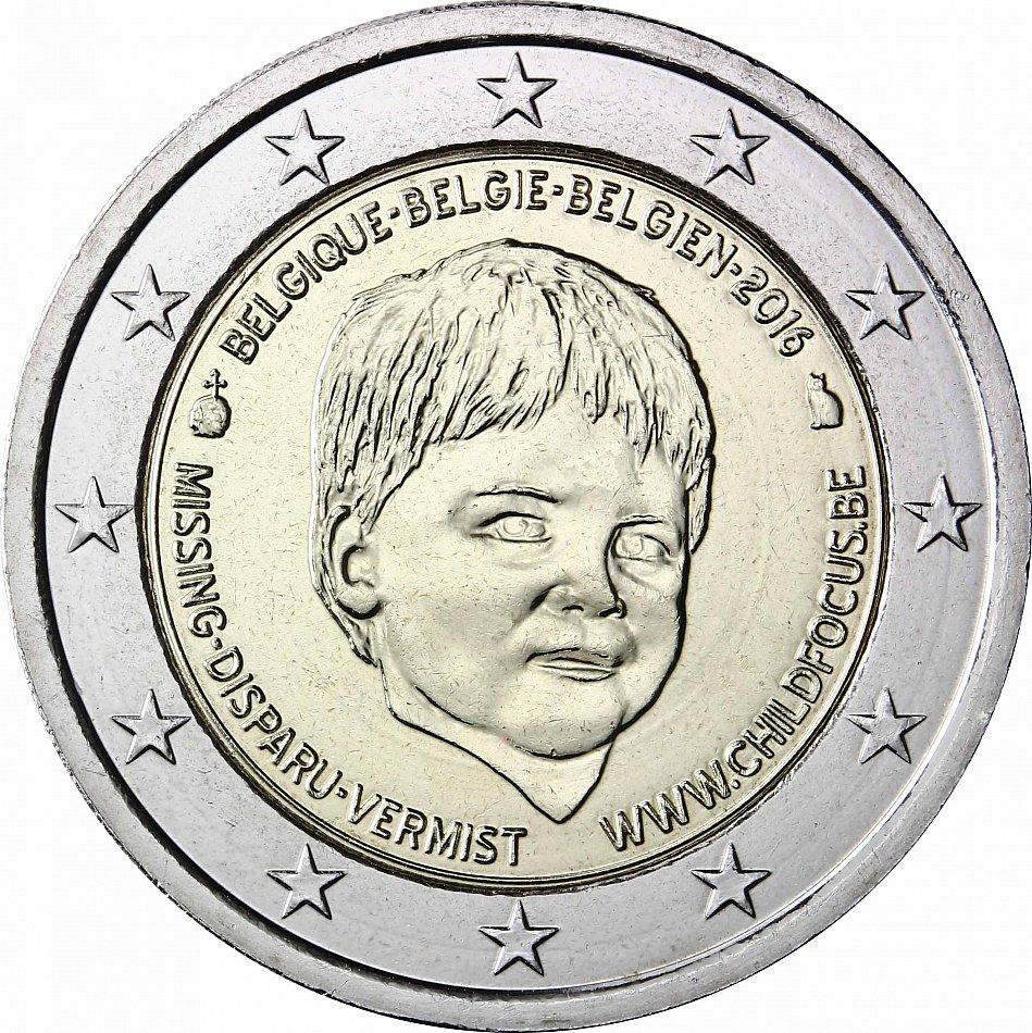 Belgische 2 Euro MГјnze