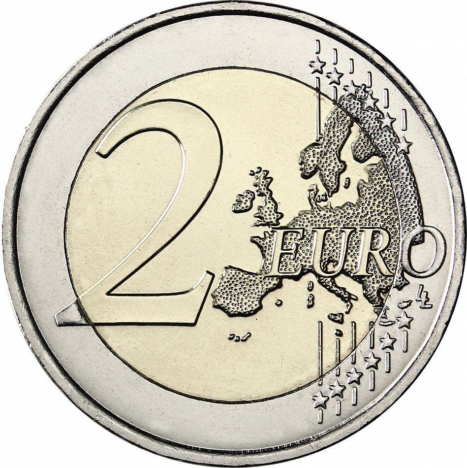 Belgien 2 Euro Münze Queen Elisabeth Musikwettbewerb 2012