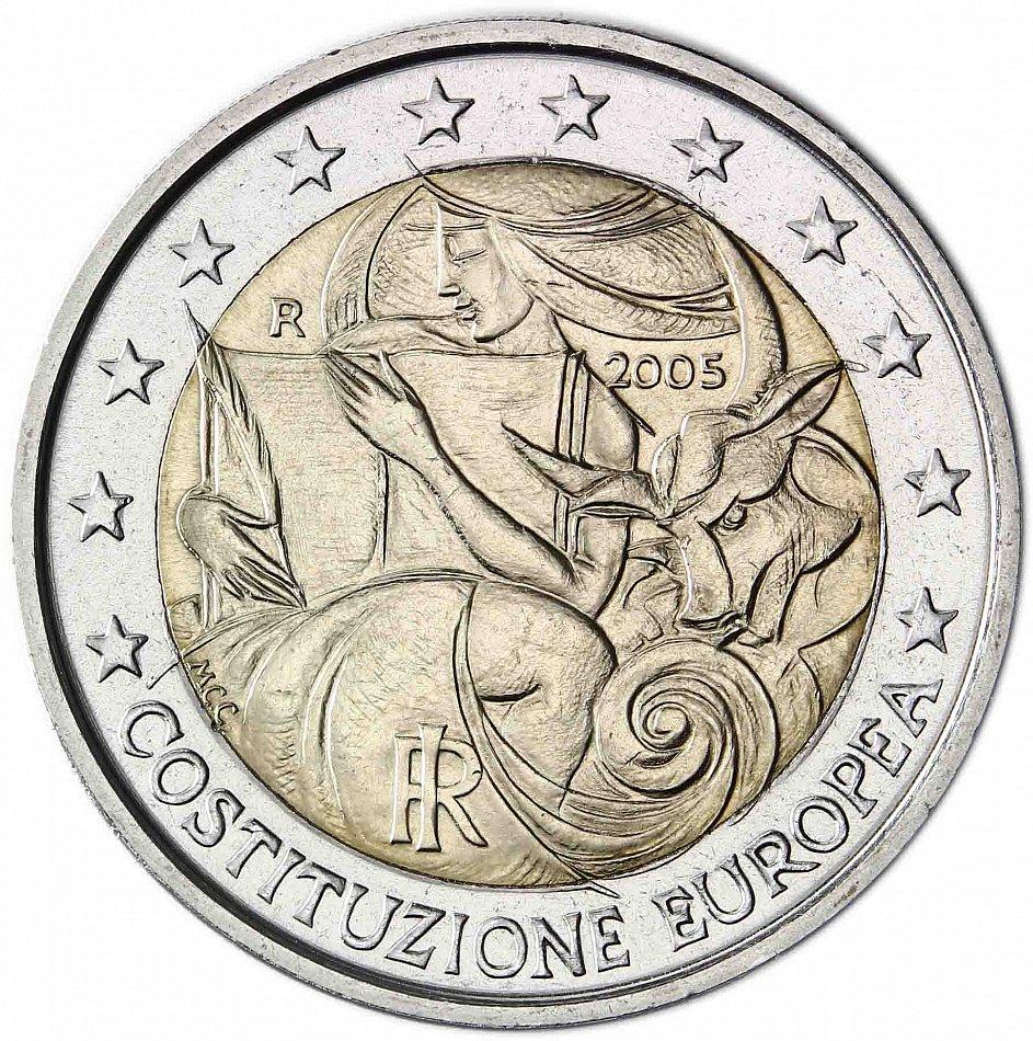2 Euro MГјnzen Italien