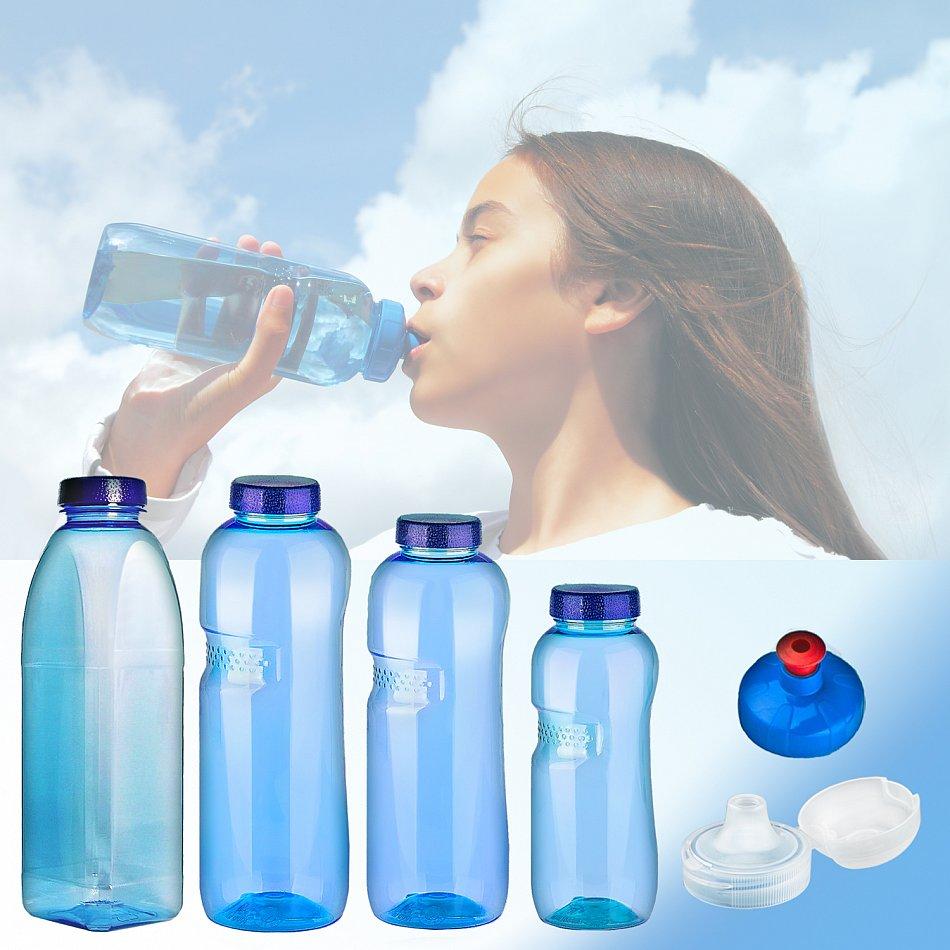 3 x Dichtungsring für Tritan Trinkflaschen Kavodrink Dichtung Auslaufsicher