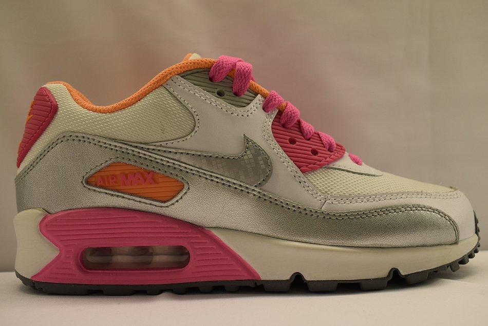 Details zu NIKE AIR MAX 90 724855 101 Sneaker Damenschuhe