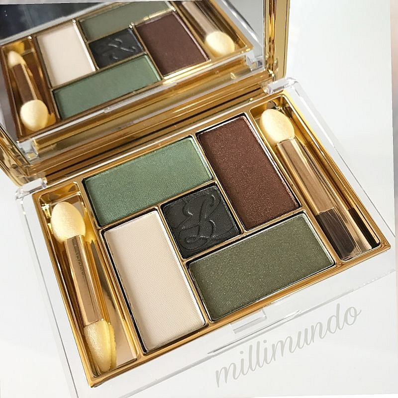 estee lauder lidschatten palette augenmakeup 09 emerald oasis pure color neu ovp ebay. Black Bedroom Furniture Sets. Home Design Ideas