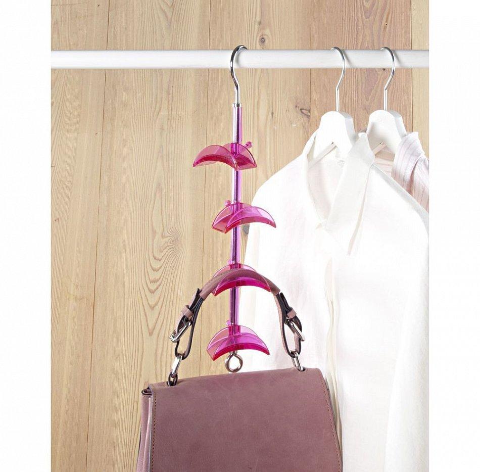 handtaschenhalter f r 4 handtaschen b gel f r tasche aufbewahrung taschen tasche ebay. Black Bedroom Furniture Sets. Home Design Ideas