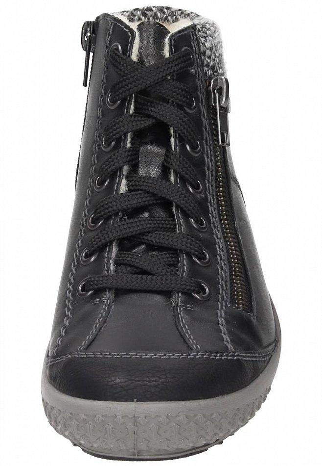 rieker stiefel stiefeletten boots damenschuhe m6143 02 gr. Black Bedroom Furniture Sets. Home Design Ideas