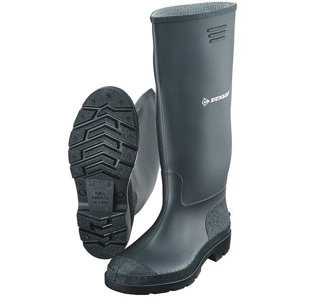 Dunlop Pricemastor Gummistiefel Arbeitsstiefel Boots Stiefel Weiß Gr.45 Baugewerbe