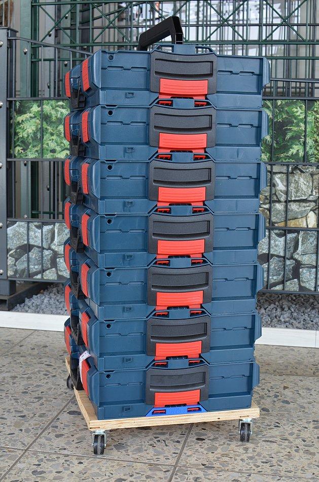 Kunststoff Halter passend für L Boxx L-Boxx mini Varianten diverse Farben
