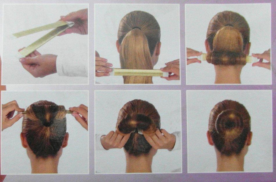 Frisuren Styler | Vitalmaxx Frisuren Styler Deluxe 2er Set Frisierhilfe Fur Dutt Und