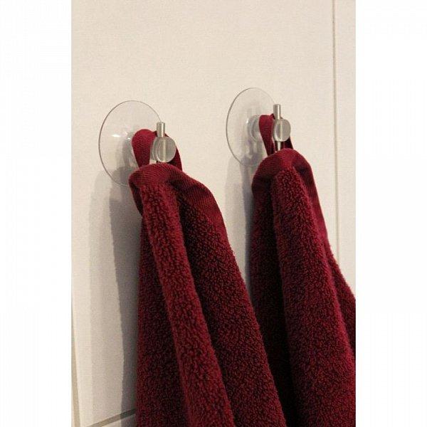 2er saughaken saugnapf handtuchhalter handtuchhaken angebot top qualit t neustadt. Black Bedroom Furniture Sets. Home Design Ideas