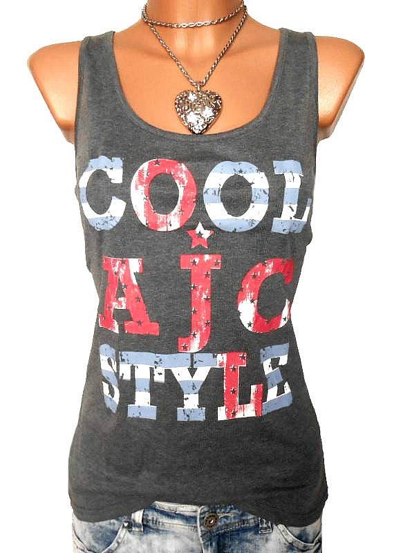 5e2440f91ae34c cooler Logo-Frontdruck weiche und dehnbare Shirtqualität Material   60 %  Baumwolle   40 % Polyester Nur das Top ist Bestandteil des Angebotes !