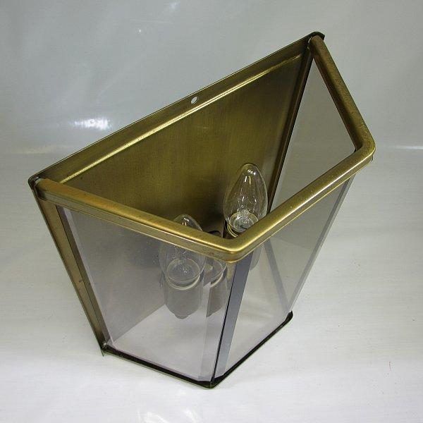 Antik stil wandlampe 220v messing vintage wandleuchte art for Design lampen nachbau
