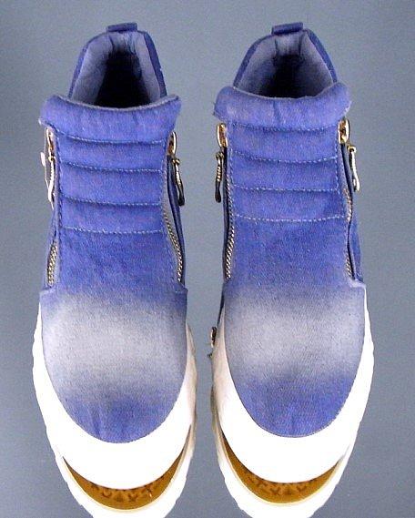 damen sneakers sportschuhe mit keilabsatz 2rei er oder. Black Bedroom Furniture Sets. Home Design Ideas