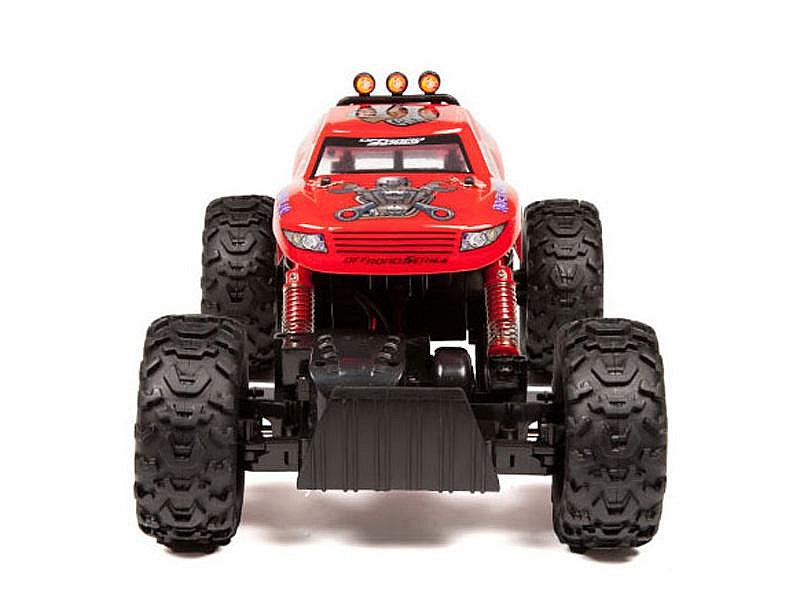 rc monster truck ferngesteuertes auto jeep gel ndewagen 1. Black Bedroom Furniture Sets. Home Design Ideas