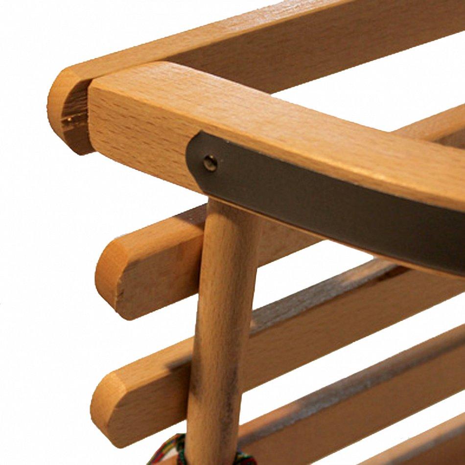 schlitten mit r ckenlehne zugleine holzschlitten kinderschlitten holz neu ebay. Black Bedroom Furniture Sets. Home Design Ideas