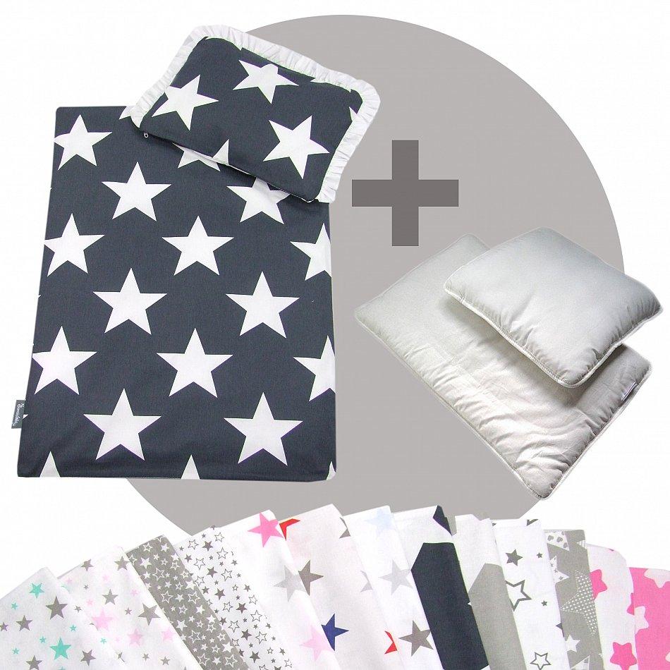 Decke Stars.Fur Kinderwagen Babybett Decke Kissen Fullung Stars 13 Bettwasche