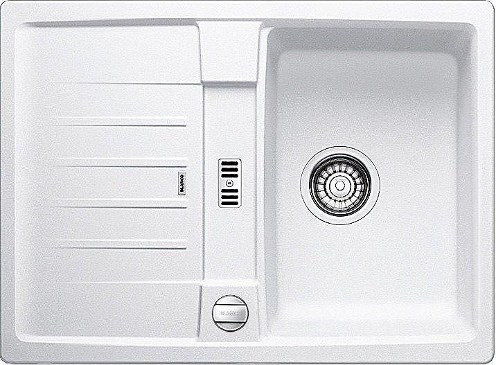 Blanco Silgranit Spüle BLANCOLEXA 40 S Einbauspüle Küchenspüle ...