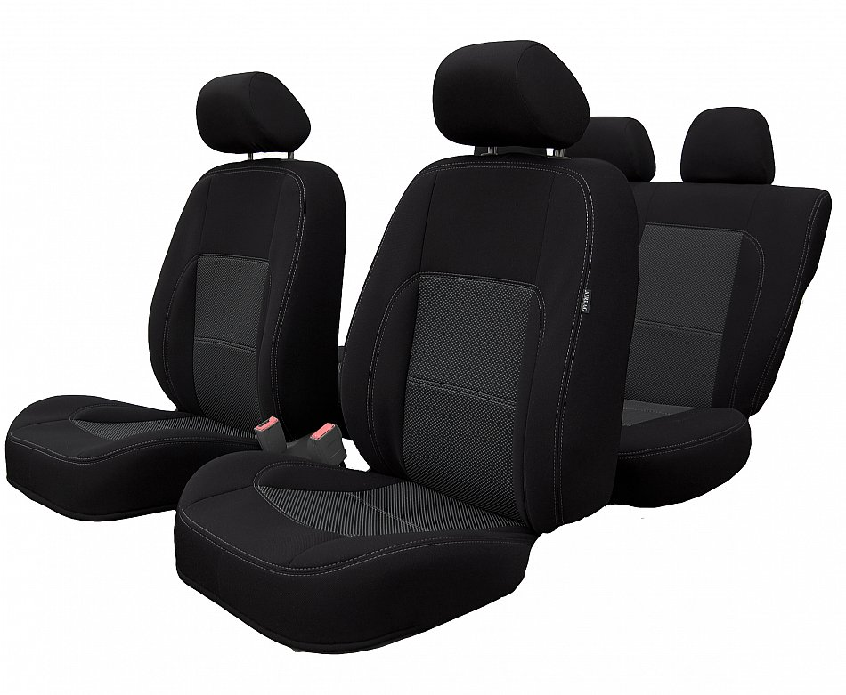 Maßgefertigte Autositzbezüge Mitsubishi ASX Erjot2010