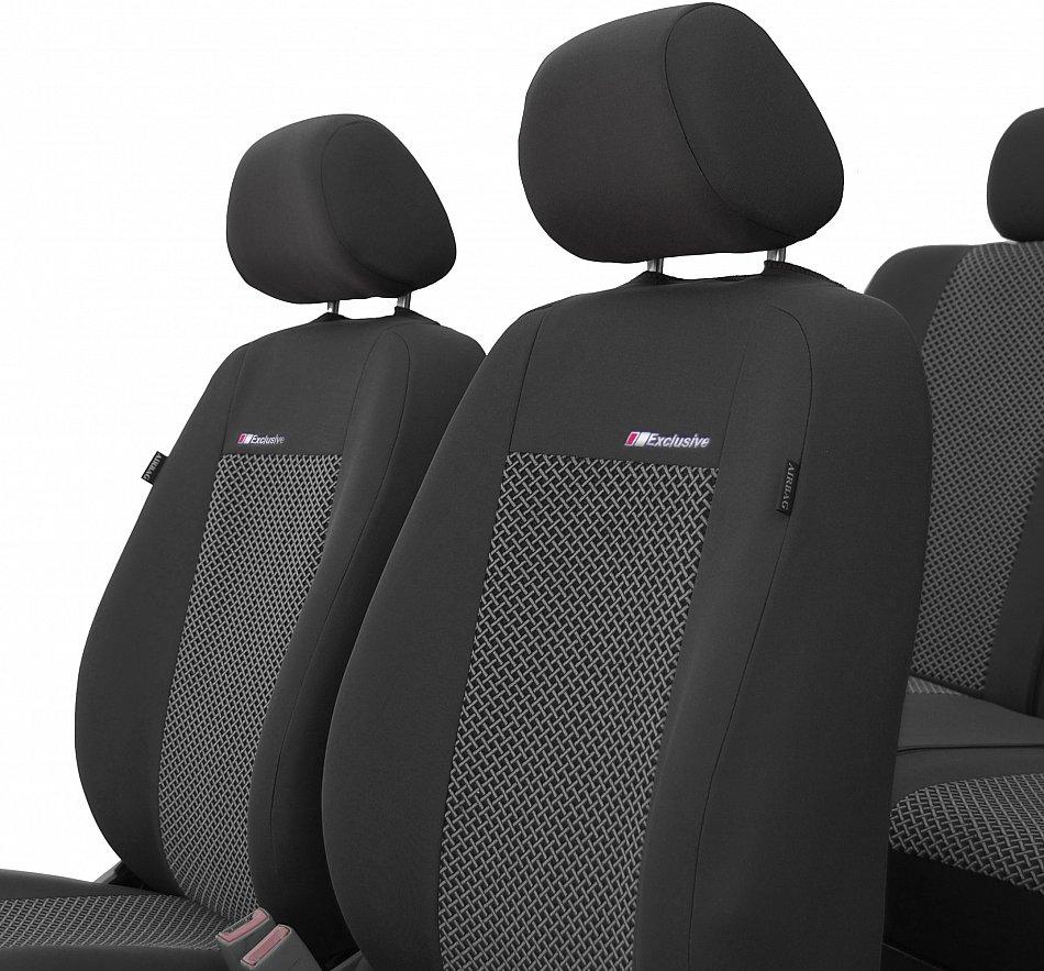 Skoda Fabia beheizbare Auto Sitzauflage Sitz und Rücken getrennt Beheizbar 12Vol