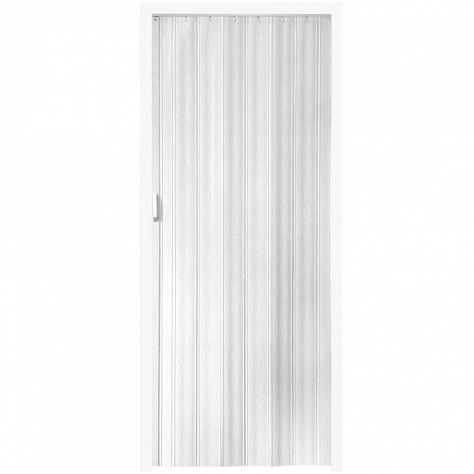 porte accord on placard pliante extensible pvc salle de bain 80 x 203 cm blanc ebay. Black Bedroom Furniture Sets. Home Design Ideas