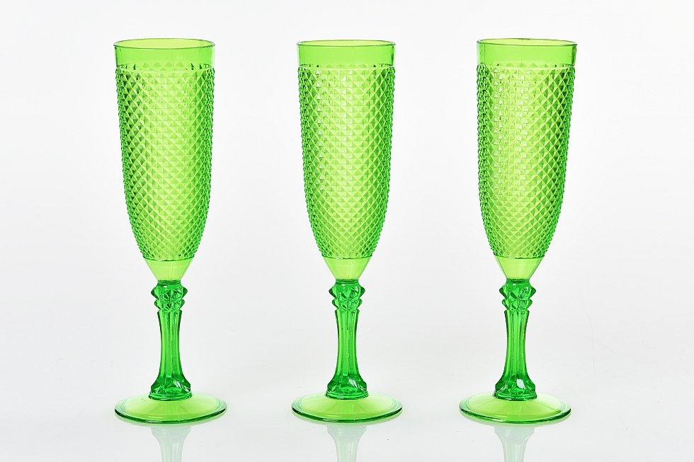 4 x sektgl ser champagnerglas sektglas kristallgl ser. Black Bedroom Furniture Sets. Home Design Ideas