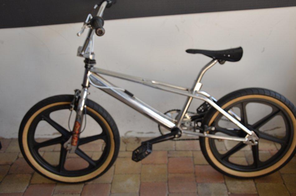 20 Zoll BMX Fahrrad Freestyle Rad Oldschool Bmx Bike von HARO in ...