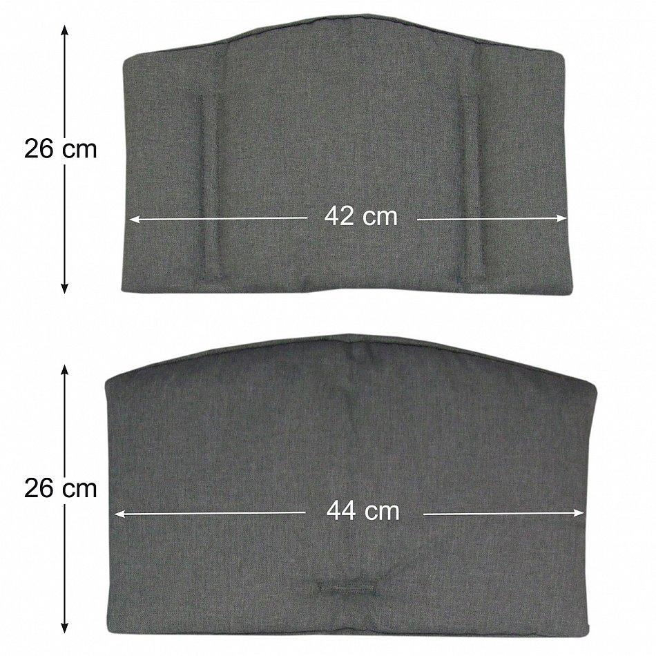 bambiniwelt sitzkissen ersatzbezug stokke tripp trapp hochstuhl uni 1tlg leder ebay. Black Bedroom Furniture Sets. Home Design Ideas