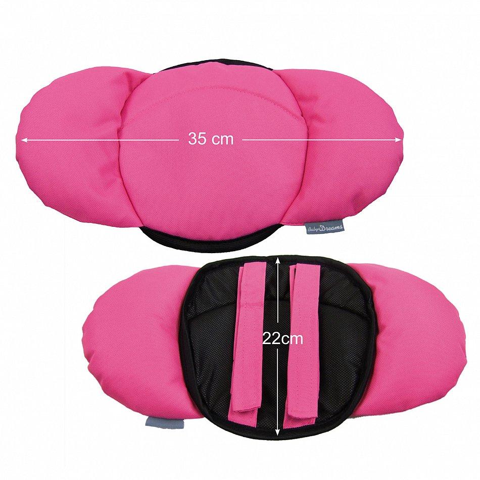 BAMBINIWELT Kopfstütze Kopfpolster für alle Maxi Cosi Kindersitze Gruppe I 1