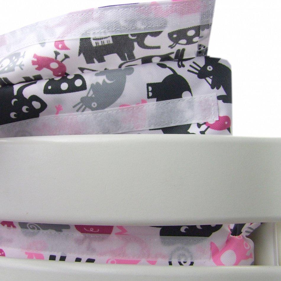 bambiniwelt sitzkissen ersatzkissen ersatzbezug bezug f r stokke tripp trapp ebay. Black Bedroom Furniture Sets. Home Design Ideas