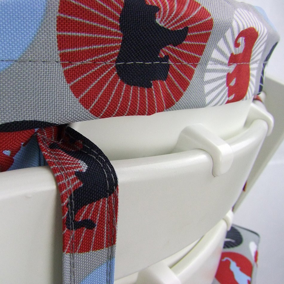 bambiniwelt kissenset ersatzbezug sitzverkleinerer stokke tripp trapp muster ebay. Black Bedroom Furniture Sets. Home Design Ideas