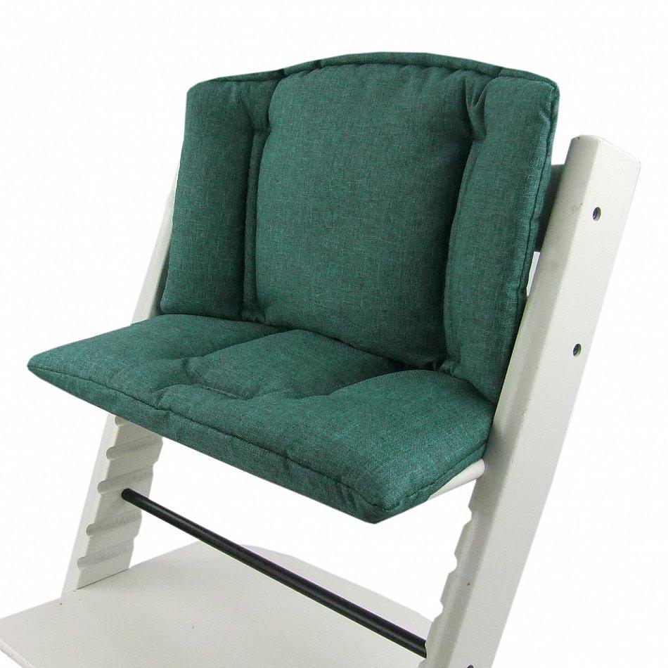 bambiniwelt sitzkissen sitzverkleinerer stokke tripp trapp t rkis meliert ebay. Black Bedroom Furniture Sets. Home Design Ideas