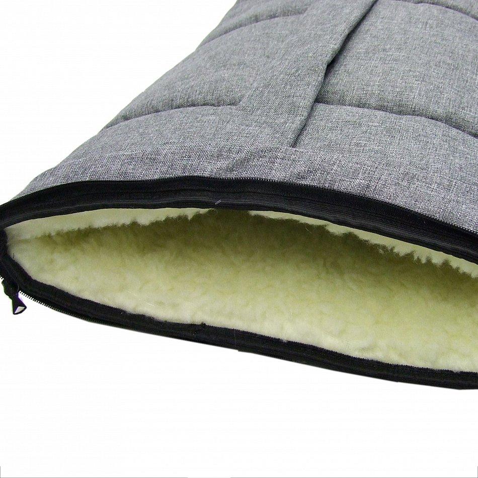 bambiniwelt winterfu sack f r kinderwagen buggy 110cm. Black Bedroom Furniture Sets. Home Design Ideas
