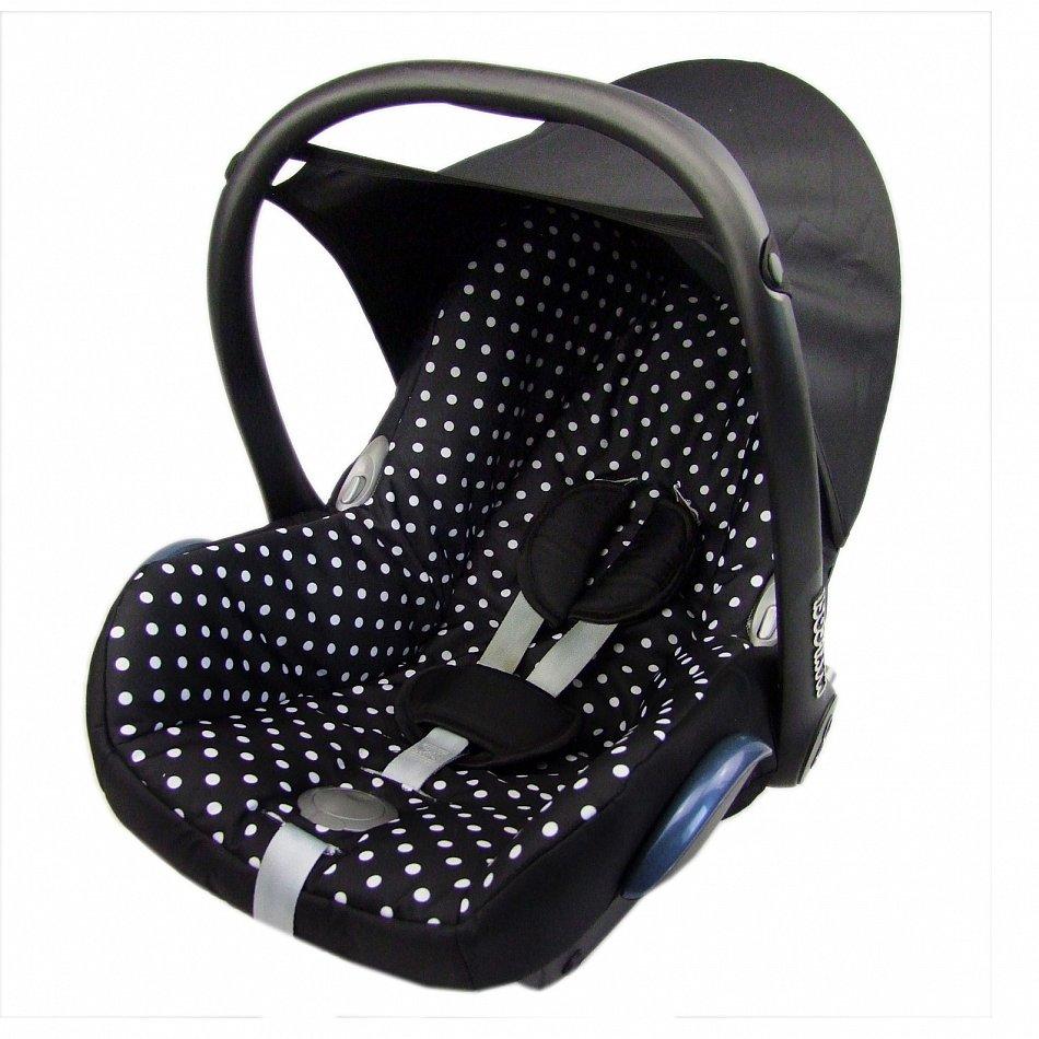 bambiniwelt ersatzbezug f r babyschale maxi cosi cabriofix verschiedene designs ebay. Black Bedroom Furniture Sets. Home Design Ideas