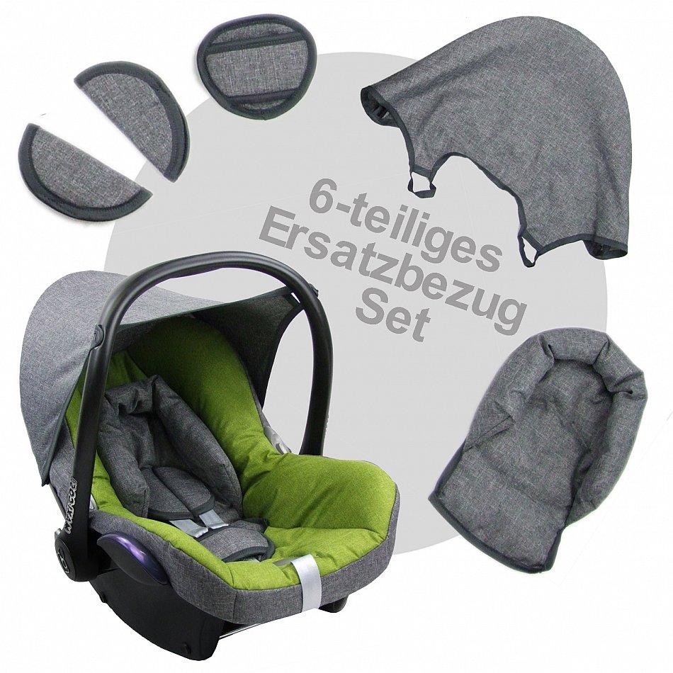 bambiniwelt ersatzbezug bezug f r die babyschale maxi cosi. Black Bedroom Furniture Sets. Home Design Ideas