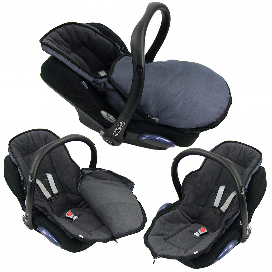 bambiniwelt winter footmuff for baby bowls from maxi cosi. Black Bedroom Furniture Sets. Home Design Ideas