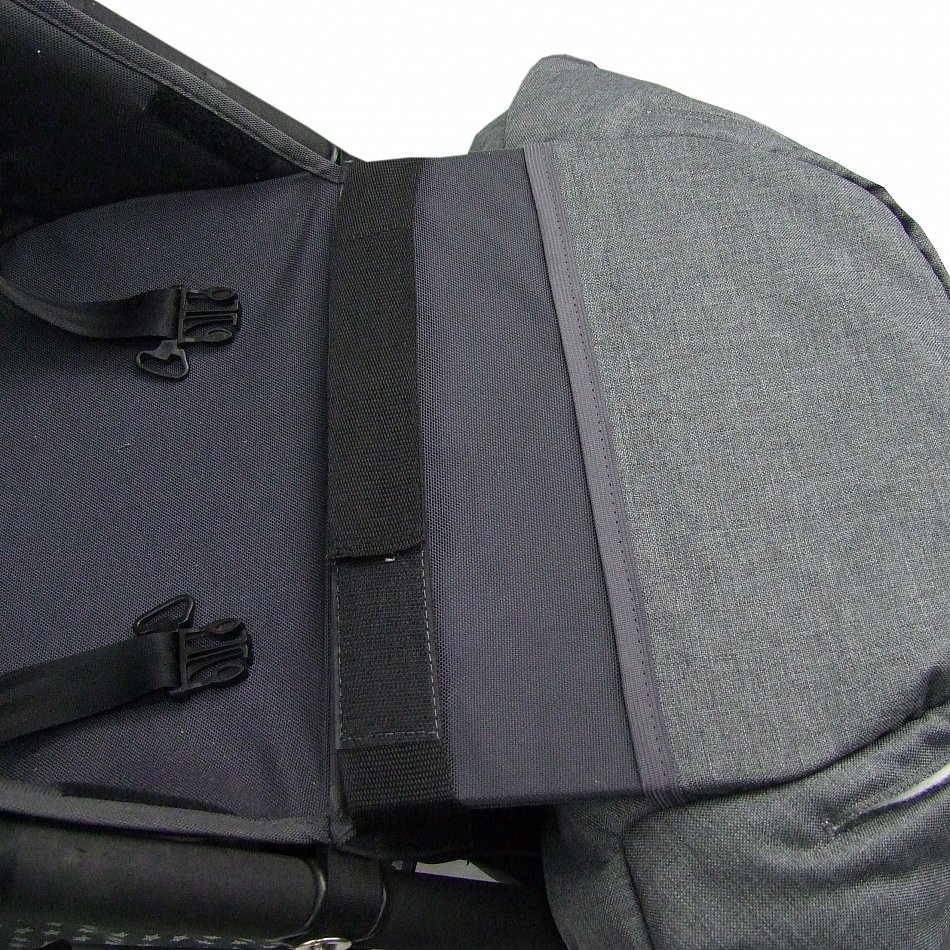BAMBINIWELT Winterfußsack Fußsack für BUGABOO Cameleon Buffalo Auflage Fleece