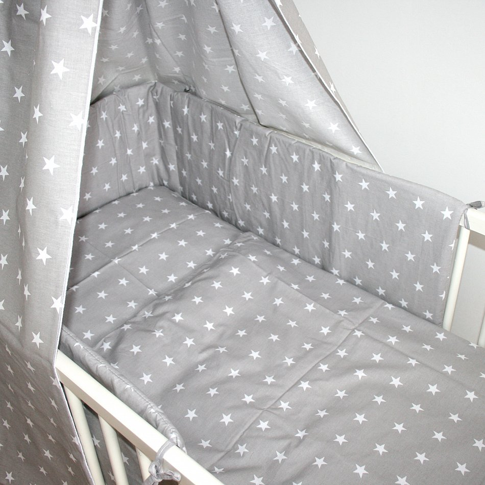 bambiniwelt baby bettw sche gro es set nestchen himmel 9. Black Bedroom Furniture Sets. Home Design Ideas