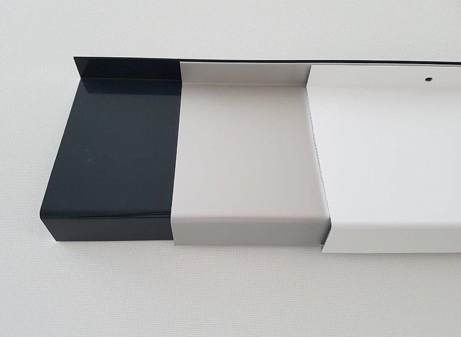 fensterbank aluminium 50 500 zuschnitt fensterb nke au en. Black Bedroom Furniture Sets. Home Design Ideas