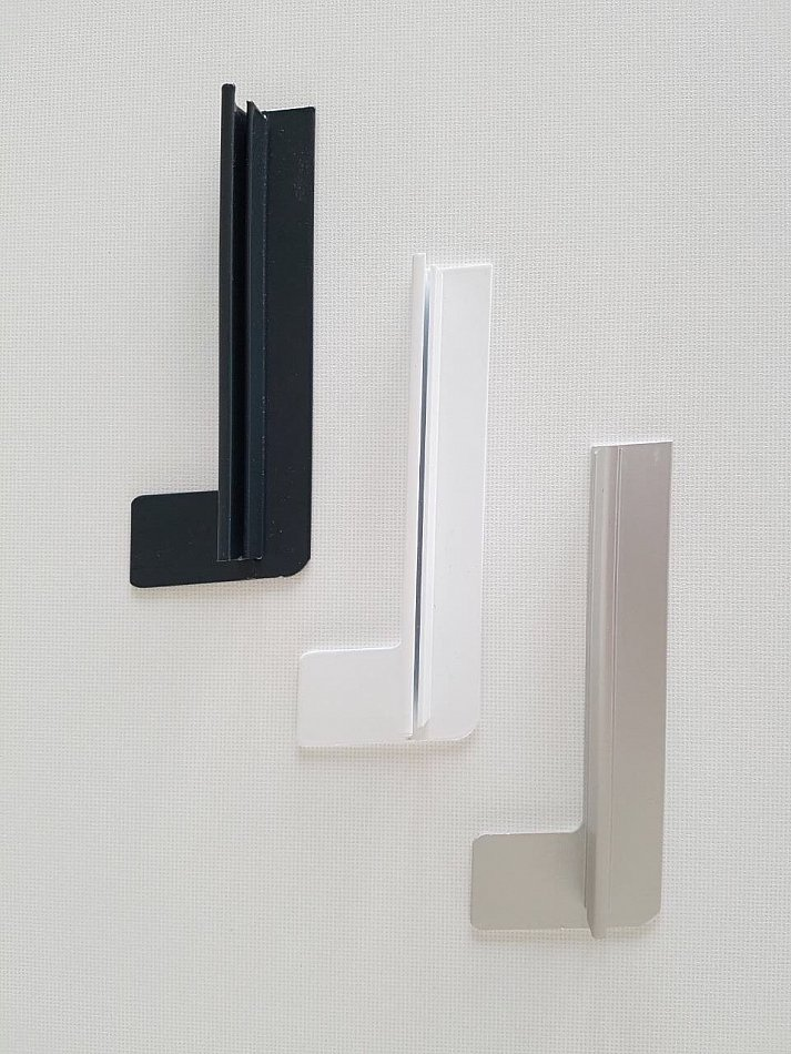 fensterb nke aluminium 50 500mm nach ma alu fensterbank. Black Bedroom Furniture Sets. Home Design Ideas