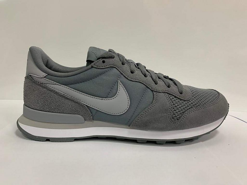nike internationalist se herren sneaker grau
