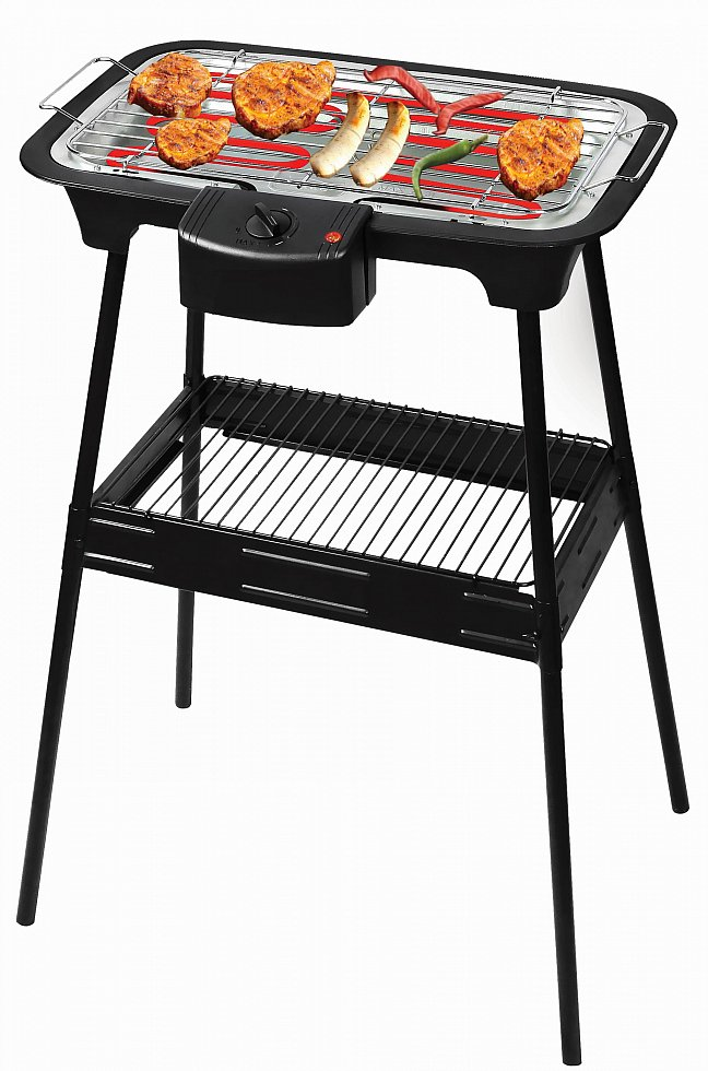 elektrogrill standgrill bbq elektrischer grill tischgrill elektro 2000 watt neu ebay. Black Bedroom Furniture Sets. Home Design Ideas