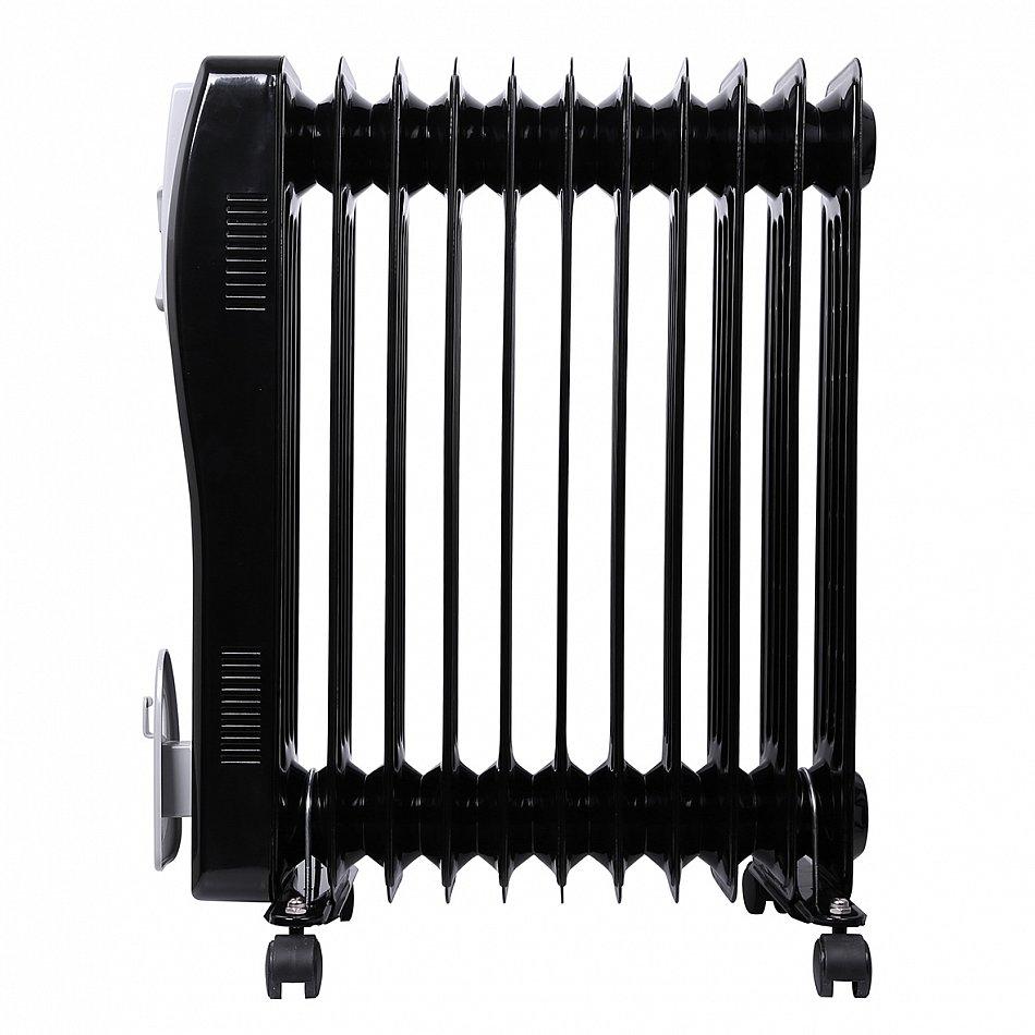 11 rippen l radiator radiator elektroheizung heater heizk rper heizger t ebay. Black Bedroom Furniture Sets. Home Design Ideas