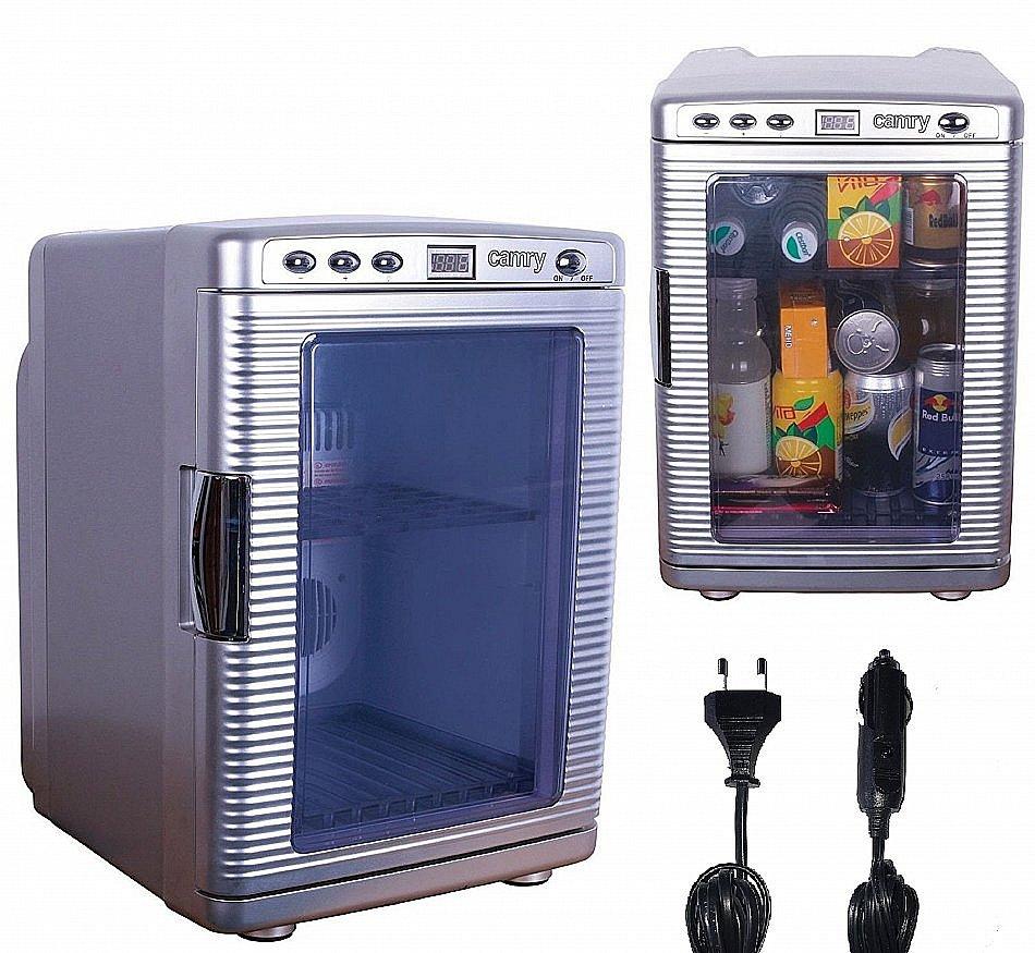 Mini Kühlschrank 20 Liter Minibar Kühlbox Camping ...
