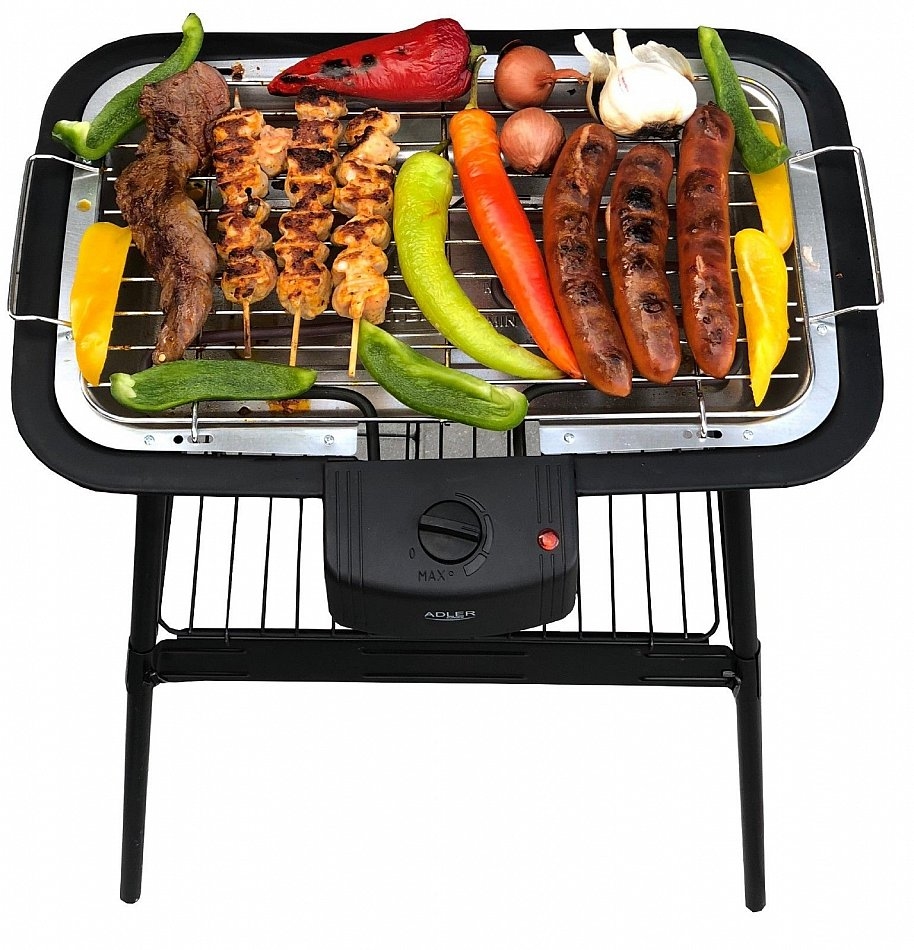 bbq grill 2in1 standgrill tischgrill elektrogrill. Black Bedroom Furniture Sets. Home Design Ideas