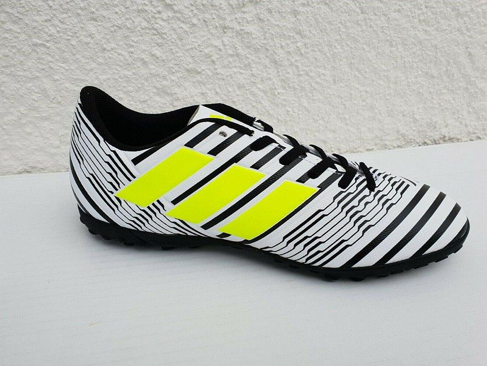 Details zu adidas Nemeziz 17.4 TF Fußballschuhe Schuhe Fußball Herren S82476 Kunstrasen NEU