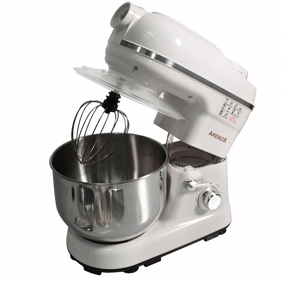 top robot de cuisine multifonction arebos hachoir mixeur petrin 1000w bol 5l ebay. Black Bedroom Furniture Sets. Home Design Ideas
