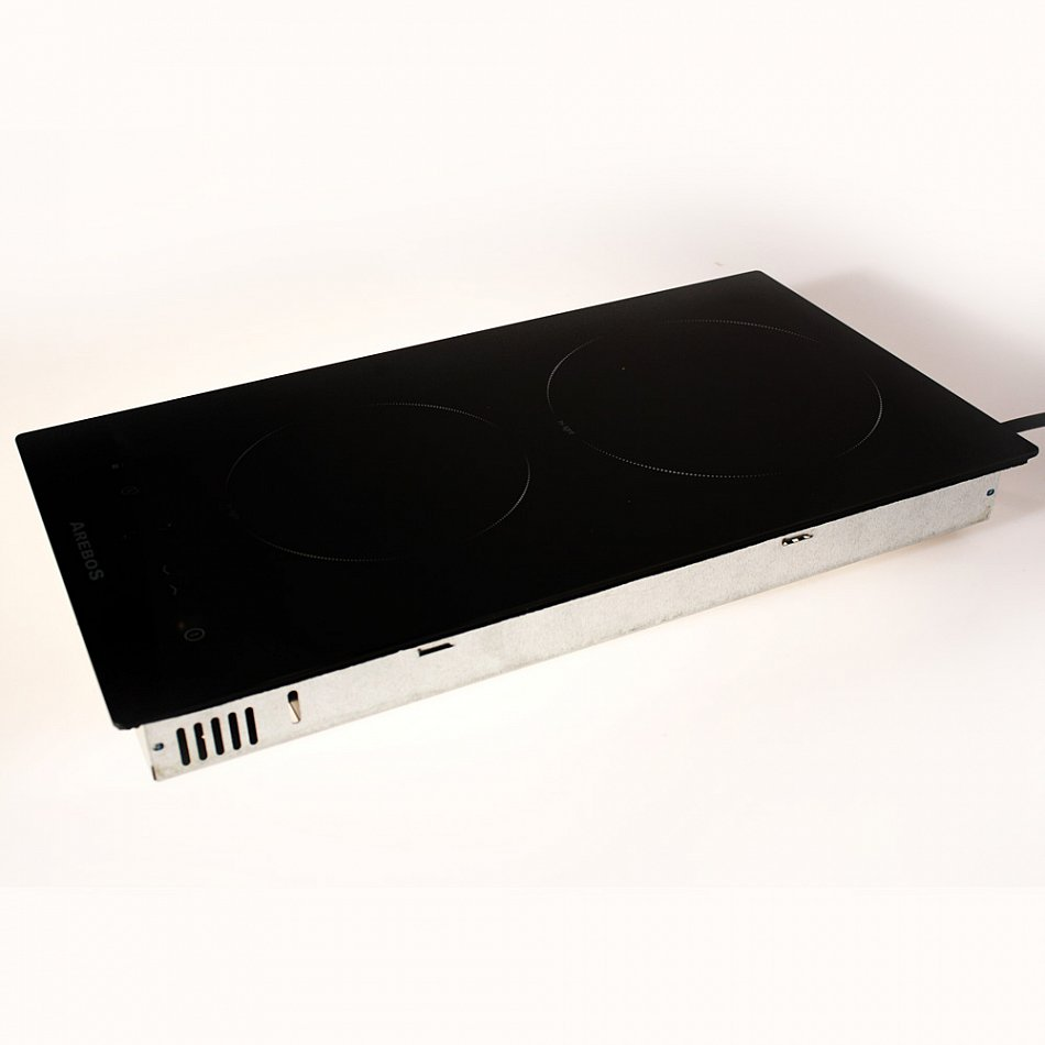 glaskeramikkochfeld kochfeld autark sensor touch 2 4 oder 5 kochzonen ebay. Black Bedroom Furniture Sets. Home Design Ideas