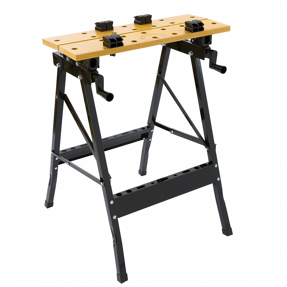 spanntisch werkbank klappbar arbeitstisch tragbar werkstattbank werktisch ebay. Black Bedroom Furniture Sets. Home Design Ideas