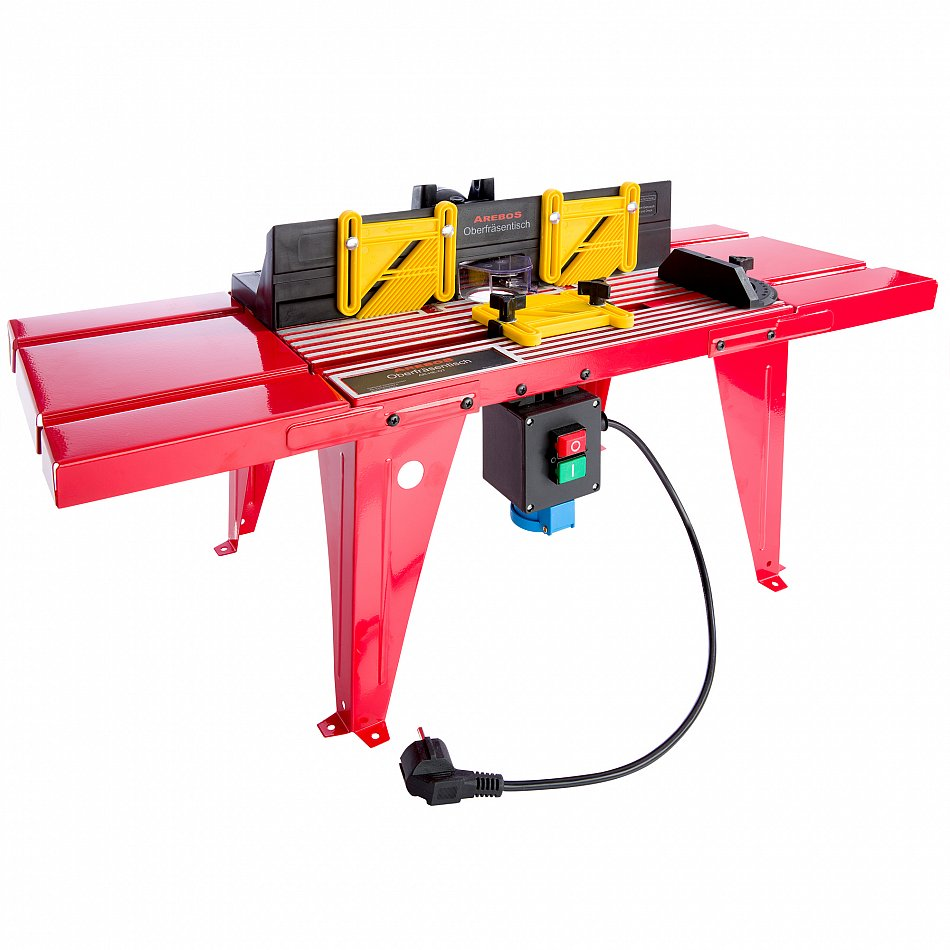 Precision router table workbench for router benchtop for - Defonceuse sous table scheppach hf50 ...